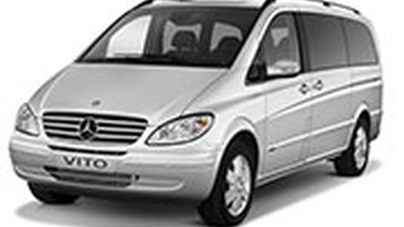 Авточехол для Mercedes Viano (2003+)