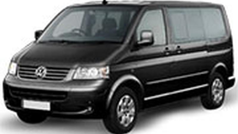 Авточехол для Volkswagen T-5 Multivan 7 мест (2003+)