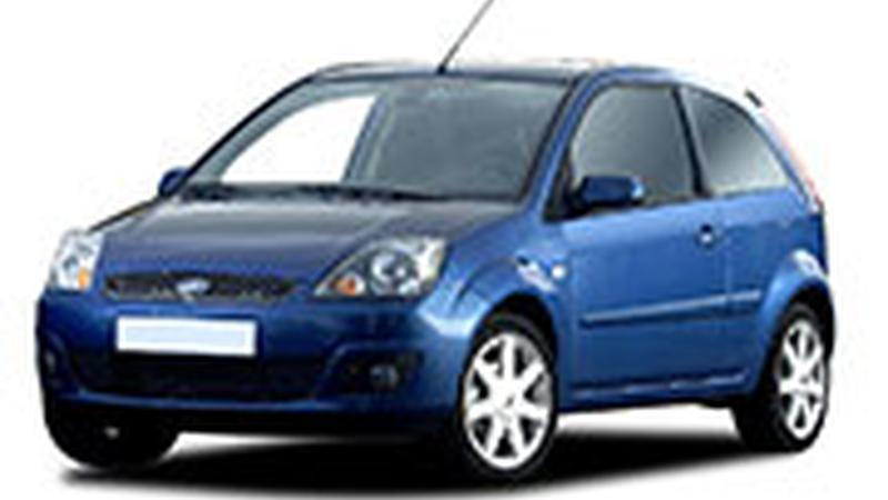 Авточехол для Ford Fiesta (2001-2009)