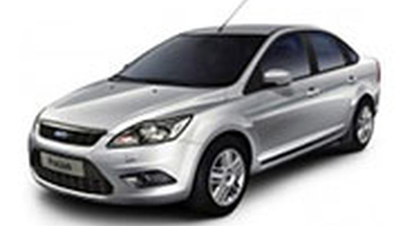 Авточехол для Ford Focus II седан/хэтчбек/универсал (2005-2011)