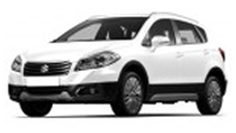Авточехол для Suzuki SX4 хэтчбек (2014+)