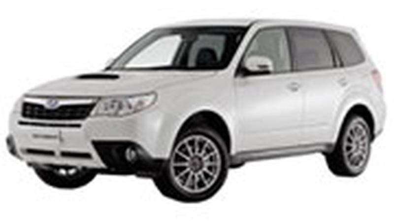 Авточехол для Subaru Forester III (2007-2013)