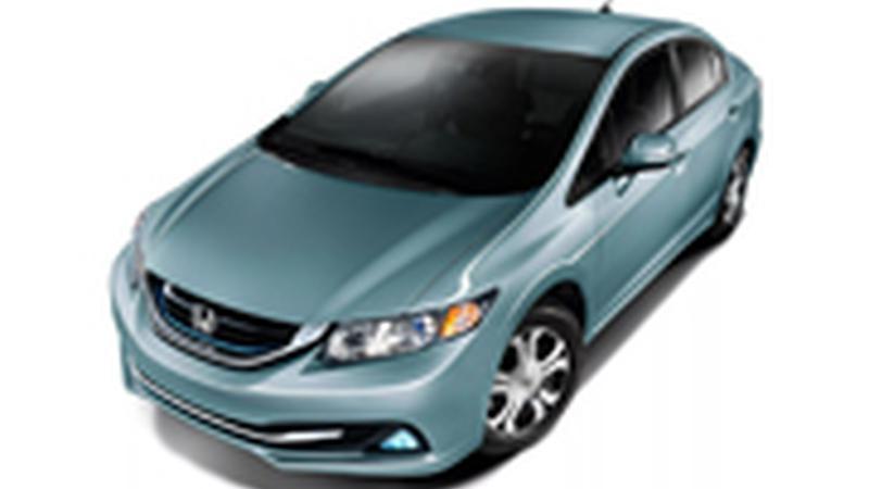 Авточехол для Honda Civic седан (2012+)