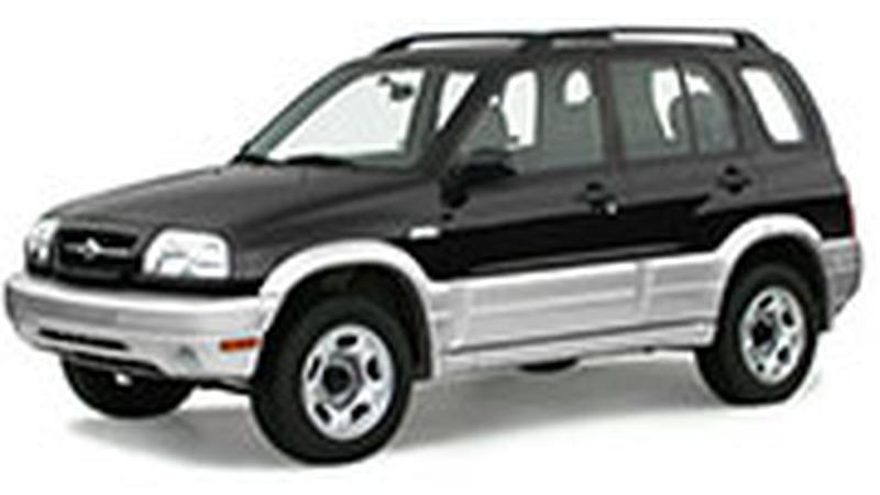 Авточехол для Suzuki Grand Vitara (1997-2006)