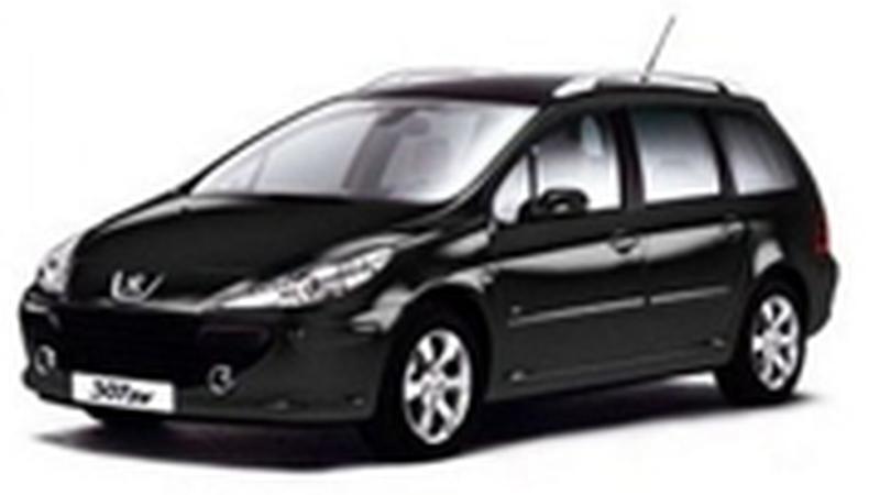 Авточехол для Peugeot 307 SW (2001-2008)