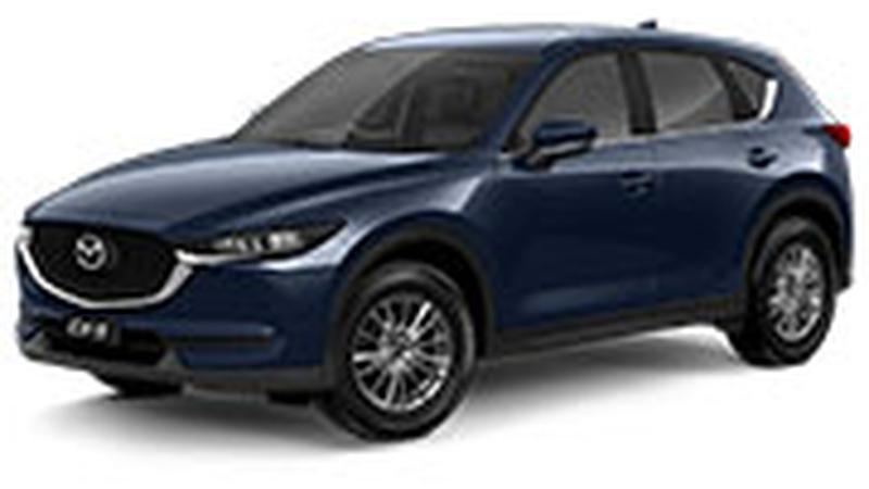 Авточехол для Mazda CX-5 II Drive (2017+)