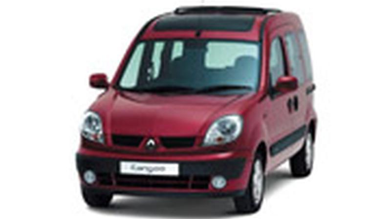 Авточехол для Renault Kangoo 5 мест (2003-2008)