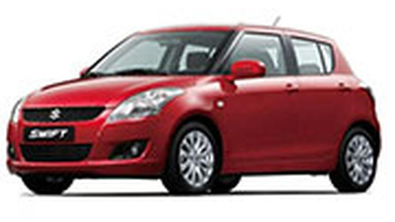 Авточехол для Suzuki Swift III-IV (2004+)