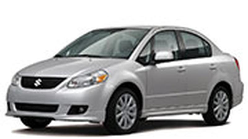 Авточехол для Suzuki Liana седан (2001-2008)