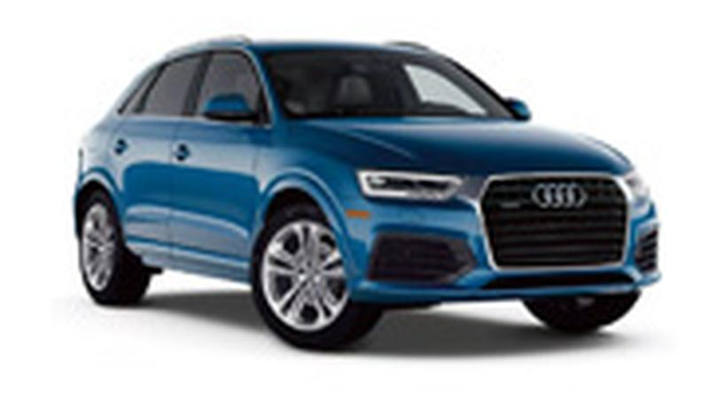 Авточехол для Audi Q3 (2011+)