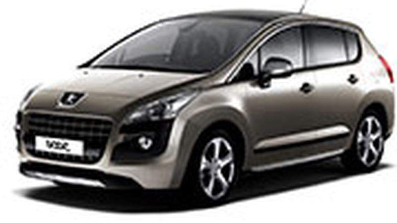 Авточехол для Peugeot 3008 (2009+)