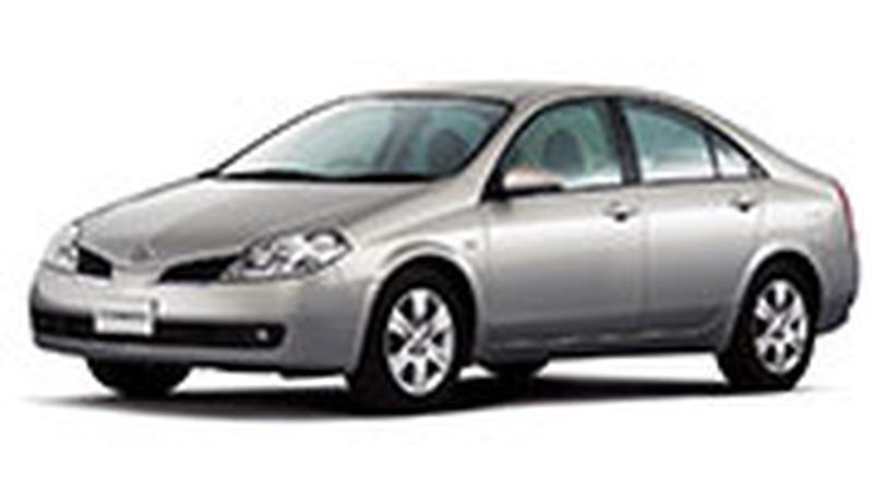Авточехол для Nissan Primera P12 хэтчбек\седан\универсал (2001-2008)