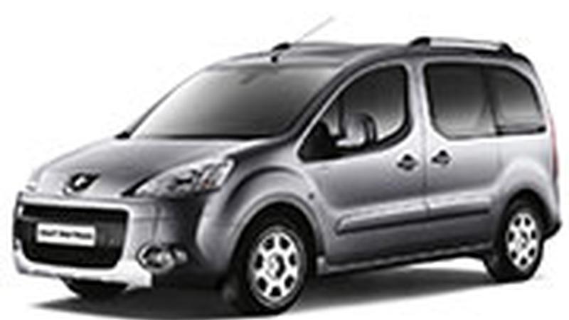 Авточехол для Peugeot Partner /Tepee/ 5 мест (2008+)