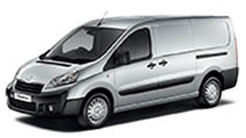 Авточехол для Peugeot Expert (2007+)
