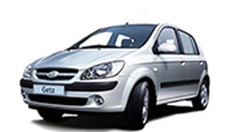 Авточехол для Hyundai Getz III (2006+)