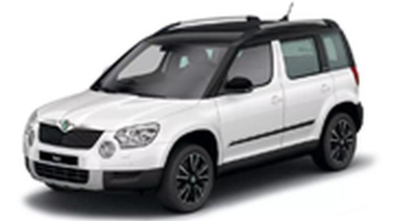 Авточехол для Skoda Yeti (2009+)