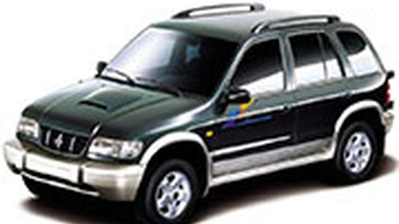 Авточехол для KIA Sportage (2000-2004)