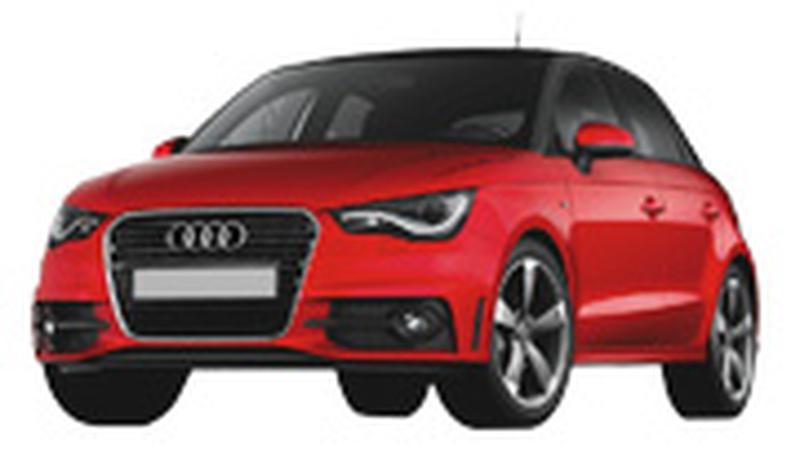 Авточехол для Audi A1 Sportback 2010+