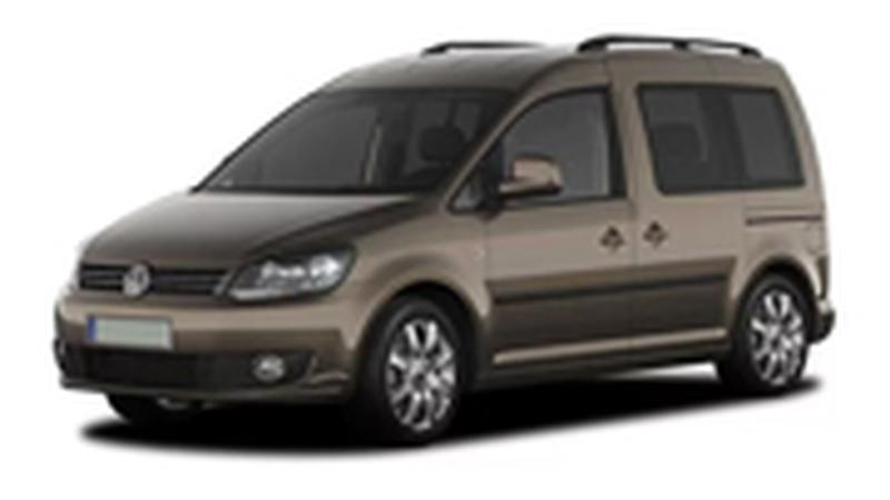 Авточехол для Volkswagen Caddy (2004+)