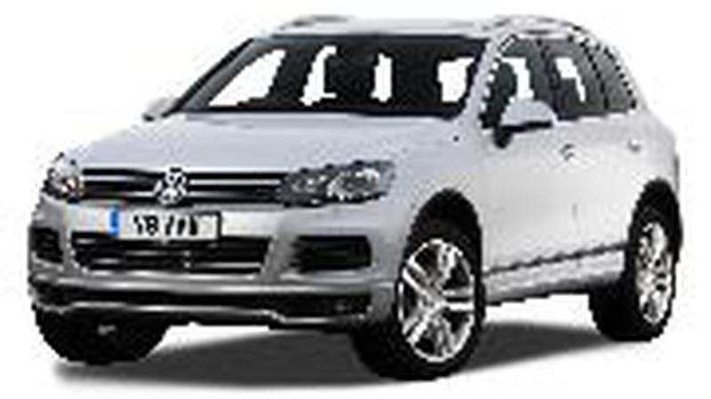 Авточехол для Volkswagen Touareg (до 2011)