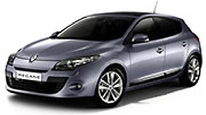 Авточехол для Renault Megane 3 (2009+)