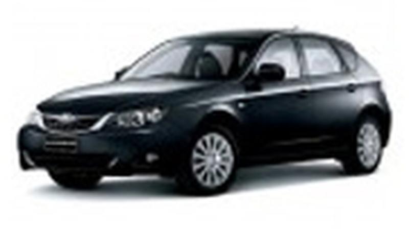 Авточехол для Subaru Impreza седан/хэтчбек (2007+)