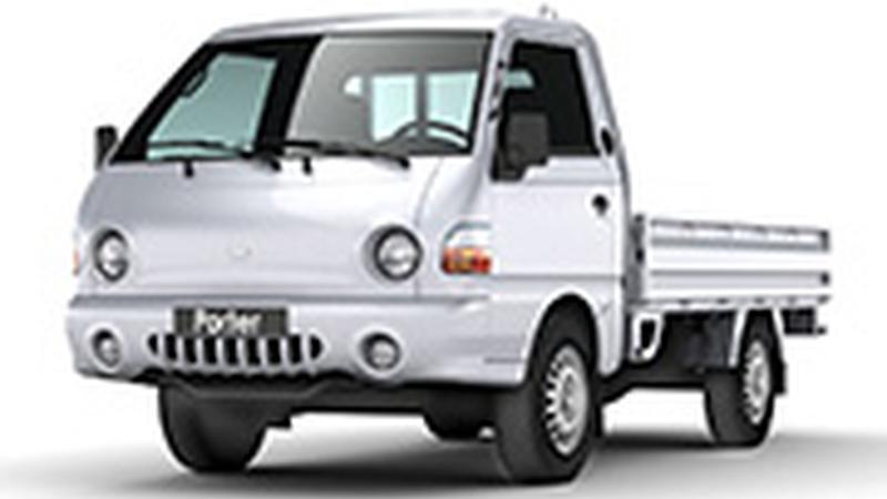 Авточехол для Hyundai Porter