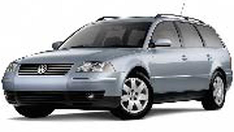 Авточехол для Volkswagen Passat B 5-5+ универсал (1996-2005)
