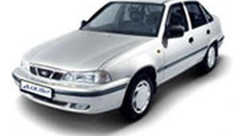 Авточехол для Daewoo Nexia (1995-2008)