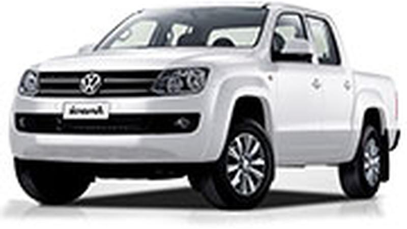Авточехол для Volkswagen Amarok (2010+)