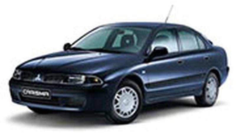 Авточехол для Mitsubishi Carisma седан (1997-2003)