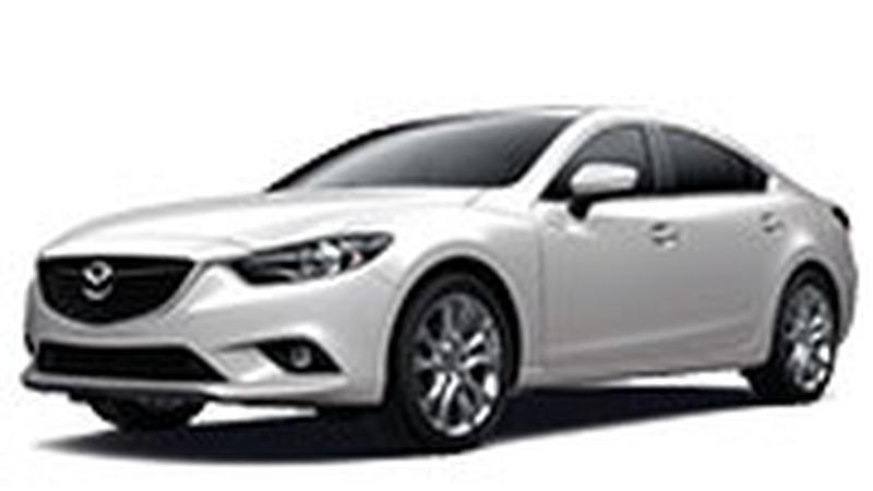 Авточехол для Mazda 6 седан (2012+)
