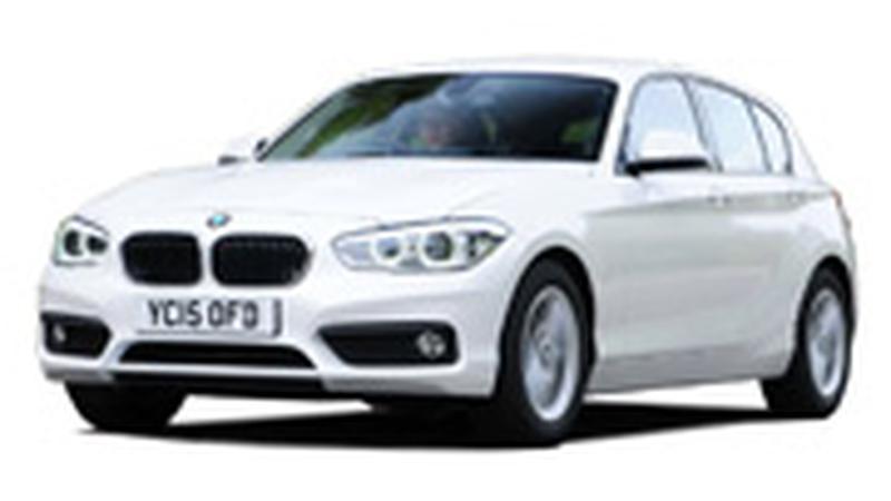 Авточехол для BMW 1 (F20) (2011+)