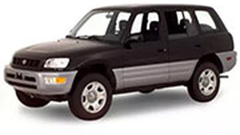 Авточехол для Toyota RAV 4 (1994-2000)
