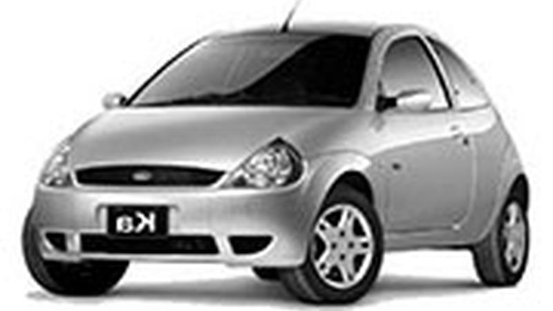 Авточехол для Ford KA хэтчбек (1996-2008)