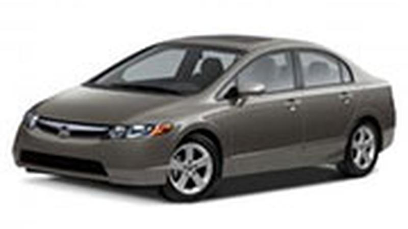 Авточехол для Honda Civic спорт. седан (2007-2013)