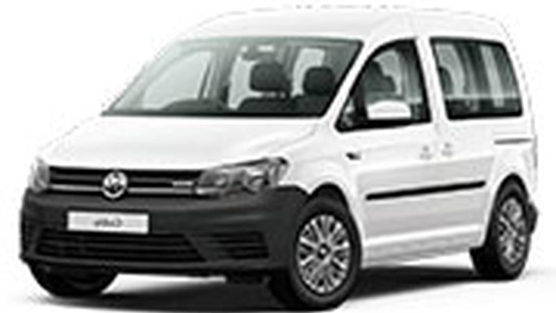 Авточехол для Volkswagen Caddy IV (2015+)