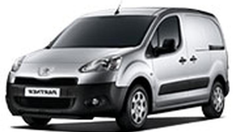 Авточехол для Peugeot Partner /Tepee/2 места (2008+)