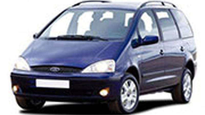 Авточехол для Ford Galaxy I 7 мест (до 2006)