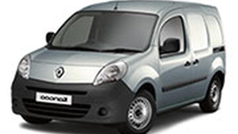 Авточехол для Renault Kangoo 2 места (2003-2008)