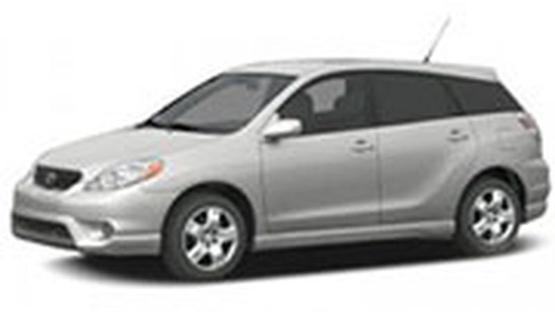 Авточехол для Toyota Matrix (2001-2009)