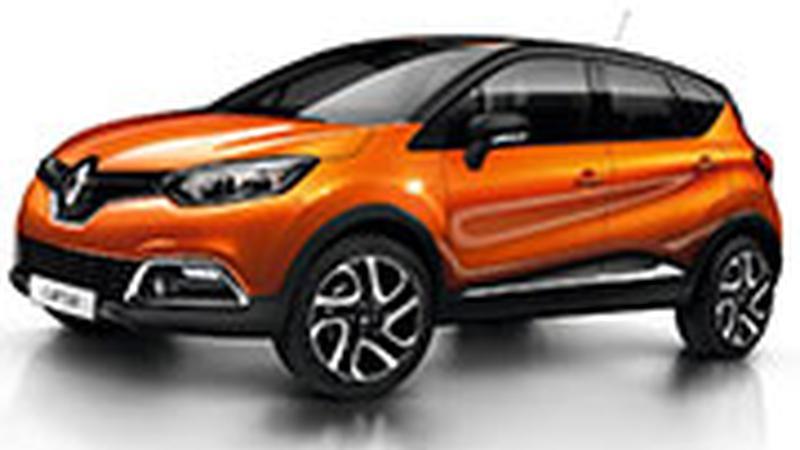 Авточехол для Renault Kaptur (2016+)