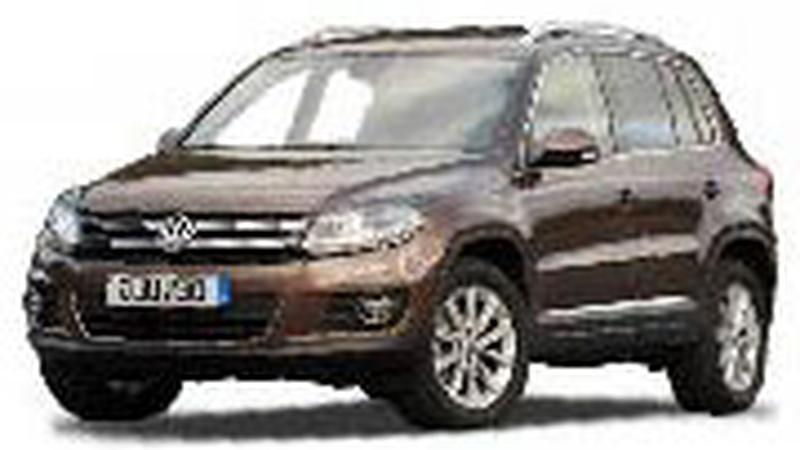 Авточехол для Volkswagen Tiguan (2007+)