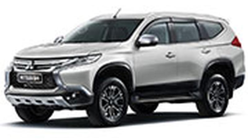 Авточехол для Mitsubishi Pajero Sport III (2015+)