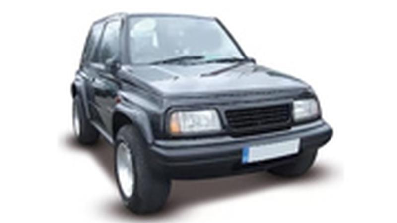 Авточехлы для Suzuki Grand Vitara 3 двери (1997-2006)