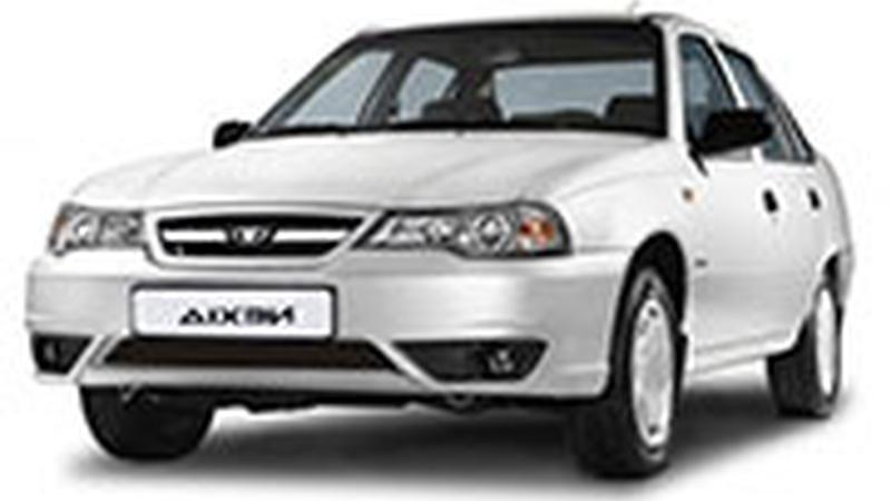 Авточехол для Daewoo Nexia (2008+)