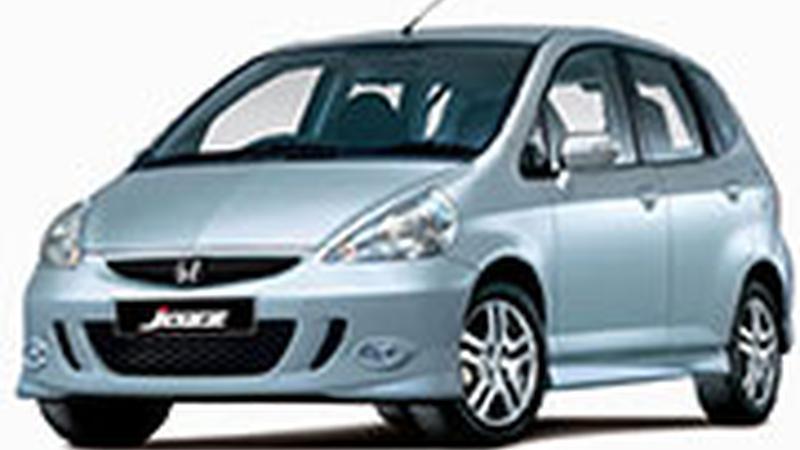 Авточехол для Honda Jazz I (2001-2008)