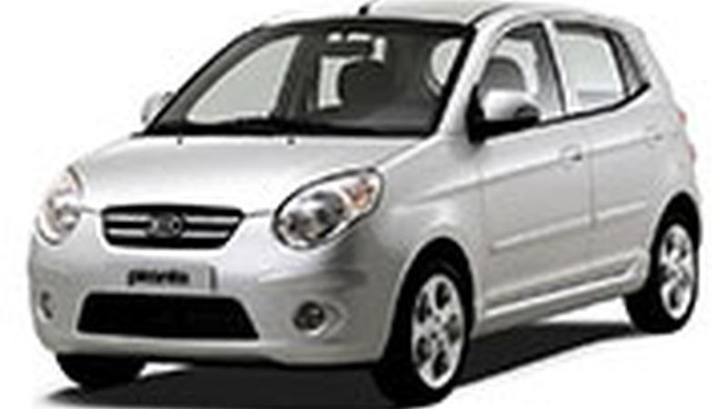 Авточехол для KIA Picanto I (2004-2011)