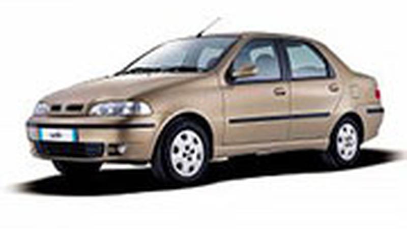 Авточехол для Fiat Albea I выпуск (2003+)