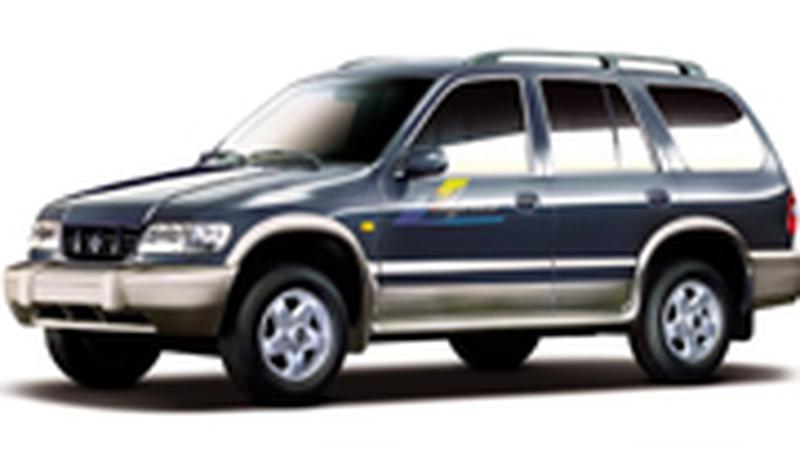 Авточехол для KIA Sportage grand (2000-2004)
